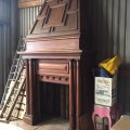 12ft-mahogany-fireplace