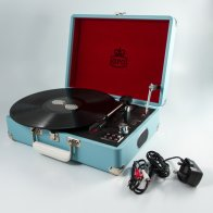 gpo-attache-blue-turntable