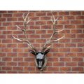 large-resin-stag-head
