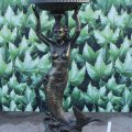 mermaid-fountain-bronze-finish