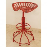 red-bar-stool