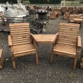 wooden-garden-love-seats